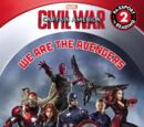Captain America: Civil War: We Are The Avengers