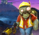 Plants vs. Zombies: Garden Warfare 2 zombies