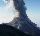 2077 eruption of Mt Fujiyama