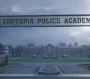 Zootopia Police Academy