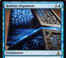 Hedron Alignment