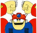 Mega Man 3 Character Images