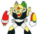 Mega Man 3 Enemy Images