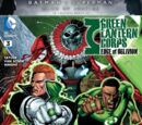 Green Lantern Corps: Edge of Oblivion Vol 1 3