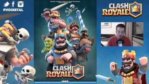 CLASH ROYALE ATTAQUES GEANTS DRAGONS - ARENE 3