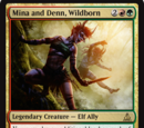 Mina and Denn, Wildborn