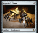 Captain's Claws