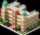 Business Island Town Hall