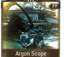 Argon Scope