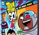 Los Jóvenes Titanes en Acción: Eat, Dance, Punch!