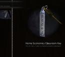Home Economics Classroom Key