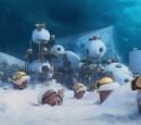 Minion Ice Cave