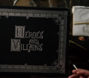 Heroes and Villains (Libro)