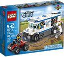 60043 Prisoner Transporter