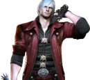 Devil May Cry Characters