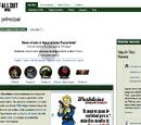 Macherie ana/Projeto do mês de março: Fallout Wiki