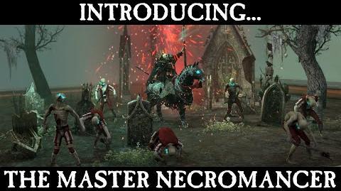 CuBaN VeRcEttI/El Maestro Nigromante de Total War: Warhammer