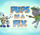 Pups in a Fix's Pages