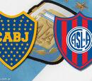 Clásico: San Lorenzo