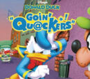 Donald Duck's Goin' Quackers