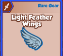 Light Feather Wings