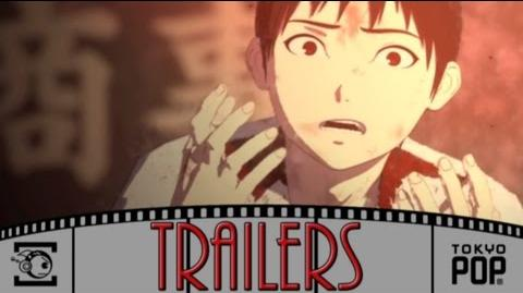 'Ajin Demi-Human' Anime Film Trilogy (亜人) - Official Teaser Trailer