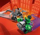 76066 Mighty Micros: Hulk vs. Ultron