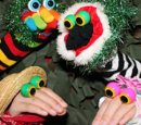 Peepers Puppet Eyes