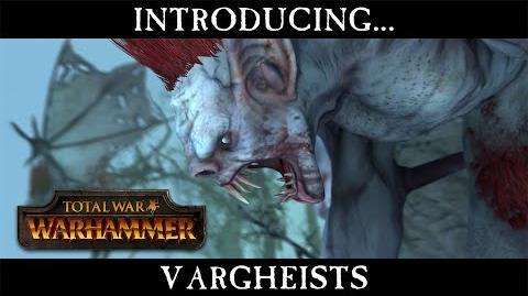CuBaN VeRcEttI/Conoce a los monstruos de Total War: Warhammer - Vargheists y Terrorgheist