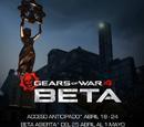 Beta de Gears of War 4