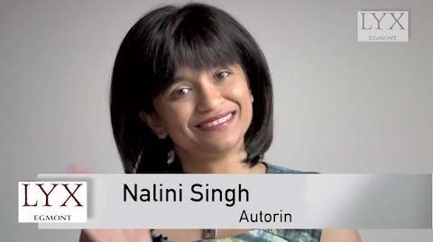 LYX Nalini Singh - Grüße von der LoveLetter Convention 2014