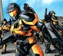 NIDHOGG Powered Assault Armor