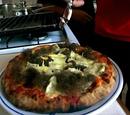 Pube pizza