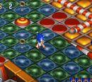Lieux de Sonic 3D: Flickies' Island
