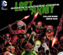 Green Lantern Corps: Lost Army (Collected)