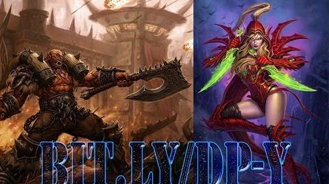 HEARTHSTONE Ranked Garrosh Hellscream VS Valeera Sanguinar ( Warrior VS Rogue ) illuminatian
