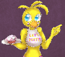 Toy Chica/Mega X's version/Edits