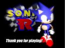 Sonic R - Sonic (Ending Screen).png