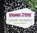 Pamiętnik Scarah Screams