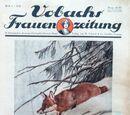 Vobachs Frauenzeitung No. 1 Vol. 35 1932