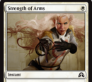 Strength of Arms