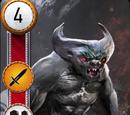Vampire: Fleder (gwent card)