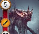 Vampire: Katakan (gwent card)