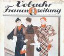 Vobachs Frauenzeitung No. 50 Vol. 36 1933