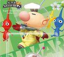Olimar - Super Smash Bros.