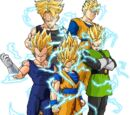 Super Saiyan 2 (Dragon Ball Series)