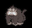 Meg's Evil Monkey