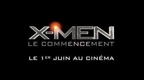 X-MEN Le Commencement VF
