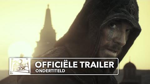 ASSASSIN'S CREED Officiële Trailer 1 NL ondertiteld 5 januari 2017 in de bioscoop