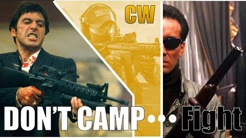 Don't Camp!